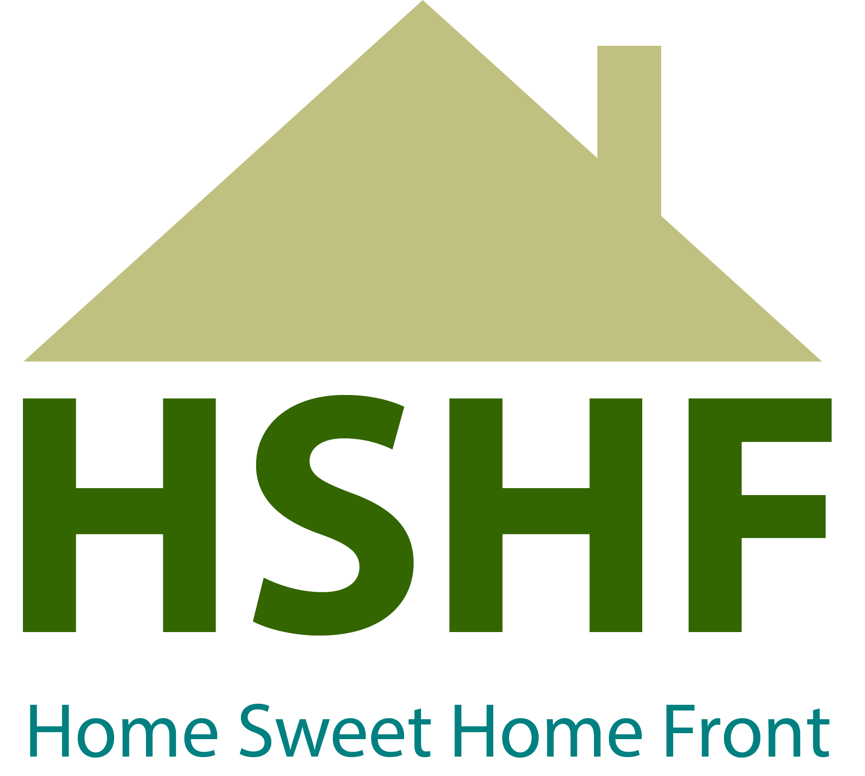 An Image of the 'Home Sweet Home Front' Logo